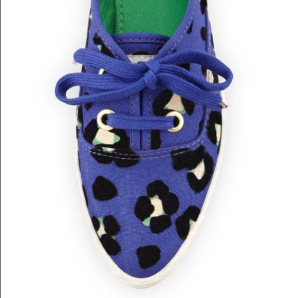 kate spade Shoes - Keds for Kate Spade Leopard Pointed toe Lace-ups